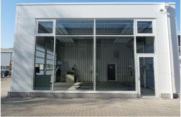 Anbau Audizentrum in Böblingen
