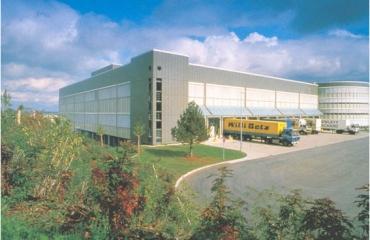 Neubau Logistik Center in Böblingen