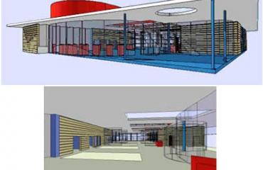 Wettbewerb Neubau Sparkasse in Rotenburg