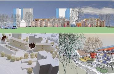 Wettbewerb Rottenburg. Städtebaulicher Realisierungswettbewerb Rottenburg a. N. / Spitalhofgelände