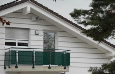 Neubau eines 5- Familienhauses in Böblingen