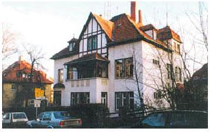 Sanierung von Gründerzeitvillen in Erfurt
