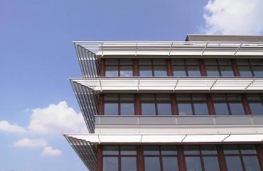 Neubau Produktion und Hochregallager in Sindelfingen (Bau 5)