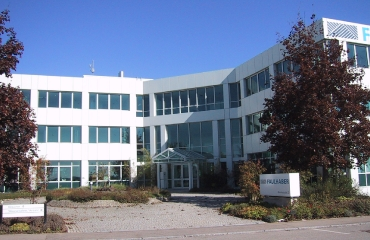 Neubau Produktions- und Verwaltungsgebäude in Schönaich