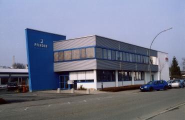 Neubau Verwaltungsgebäude in Böblingen
