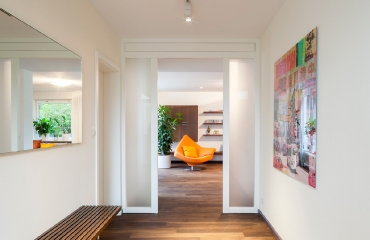 Umbau und Renovierung Wohnhaus in Böblingen_1