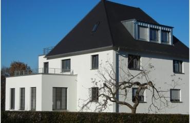Energetische Sanierung eines Mehrfamilienhauses in Böblingen