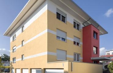 Neubau eines 6-Familienhauses in Böblingen